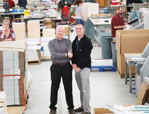 Simpsons Printing Stays on Track with Acuity Select