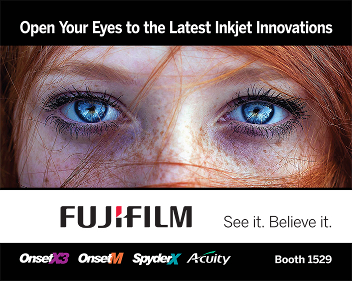 Inkjet Innovations Sure to Catch Your Eye at SGIA Expo 2017