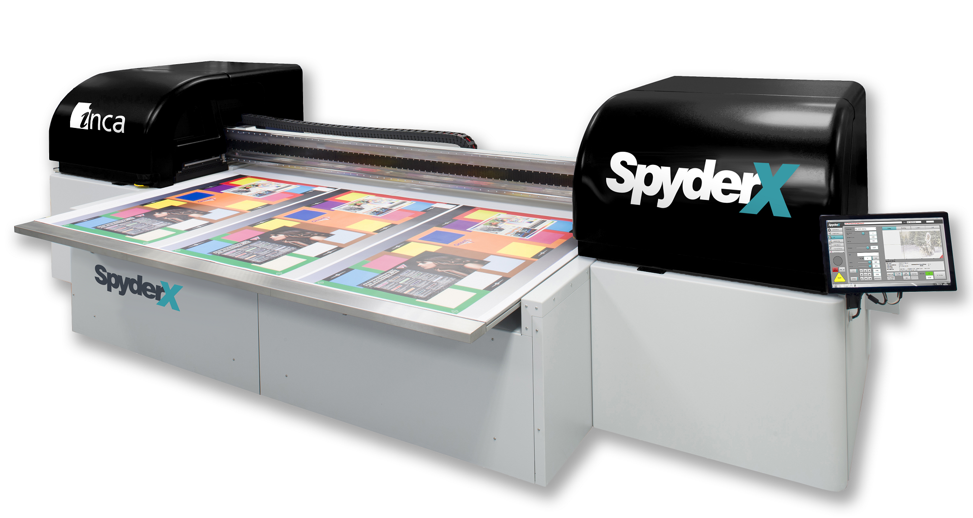 The SpyderX is a 'Workhorse' at Color Ink