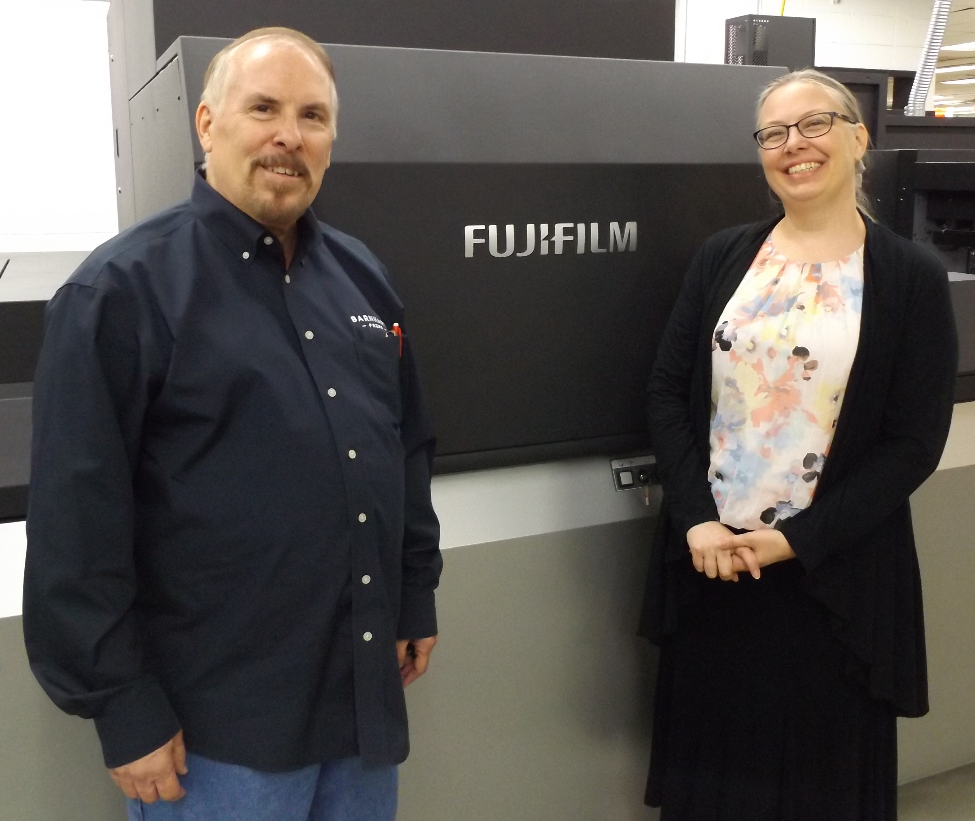 Wright Printing Takes the Lead as First U.S. Install of Fujifilm's New J Press 750S