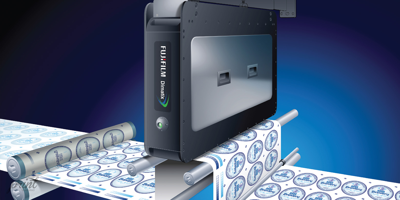 Easily Integrate Into An Existing Printing Process: Samba Printbar Systems