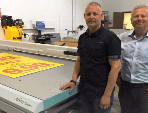 Graphicolor Printing Doubles Wide Format Revenue with Fujifilm's Acuity Select 26