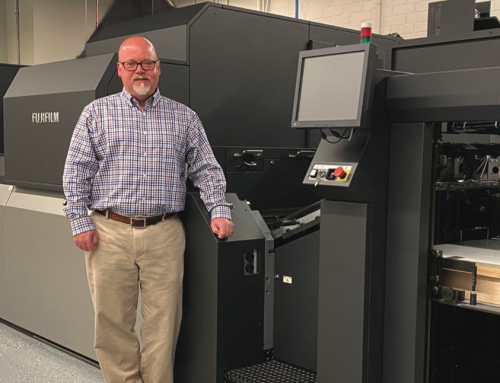 How the J Press 750S is helping ASB Graphics give their clients the value they crave