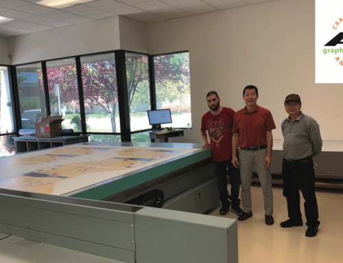 MISSION CRITICAL: How the Acuity F is helping keep A&M Printing on the fast track