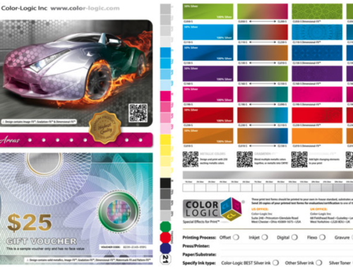 Fujifilm's Acuity & Inca Presses Receive Certification from  Color-Logic for Metallic Printing