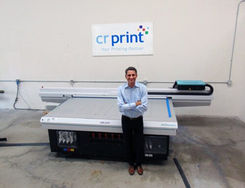 CR PRINT ADAPTS & GROWS BUSINESS DURING PANDEMIC WITH FUJIFILM ACUITY LINE OF PRINTERS
